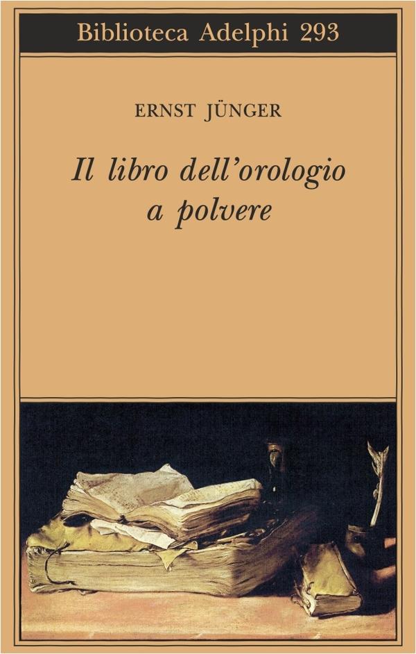 il libro dell orologio a polvere