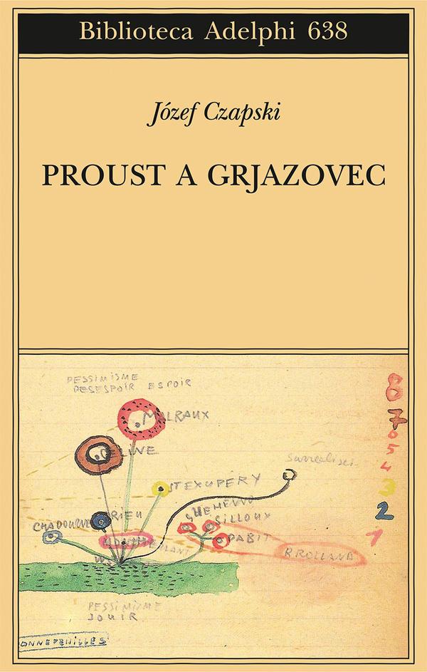 Bildergebnis für czapski proust a grjazovec