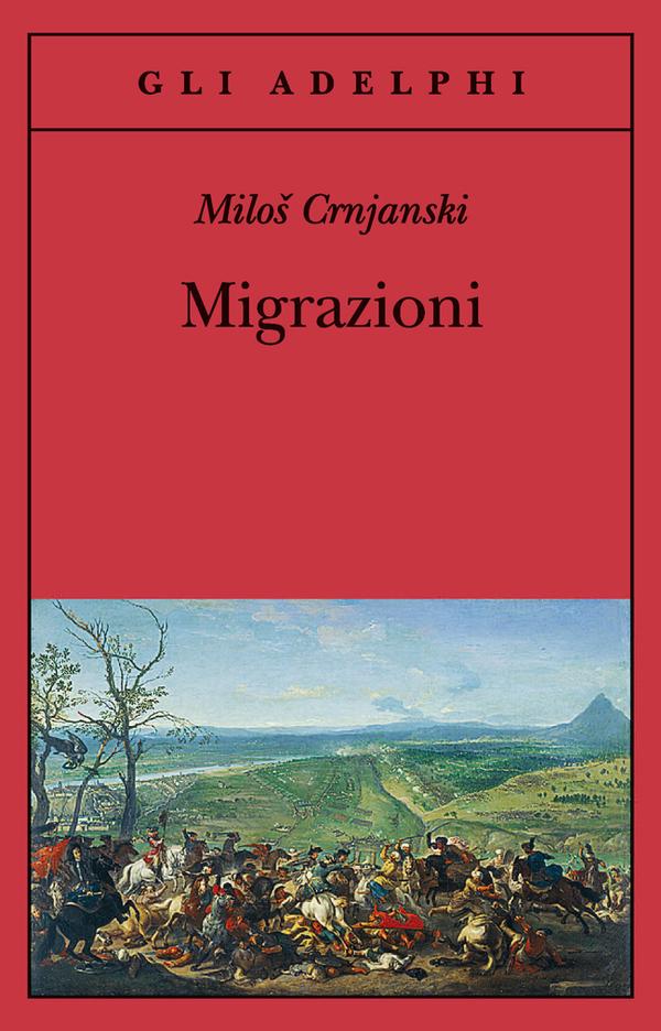 Milos Crnjanski migrazioni