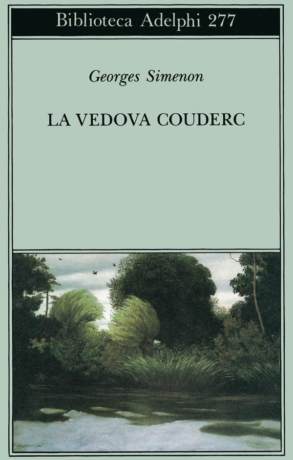 La vedova Couderc - Georges Simenon