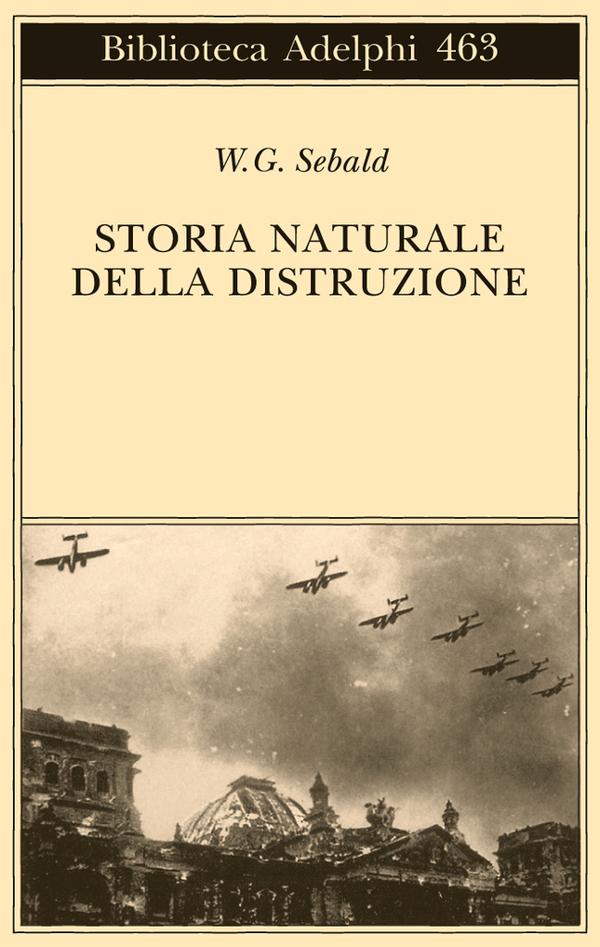 Risultati immagini per storia naturale della distruzione